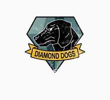 MGS - DIAMOND DOGS Logo Men's Baseball ¾ T-Shirt