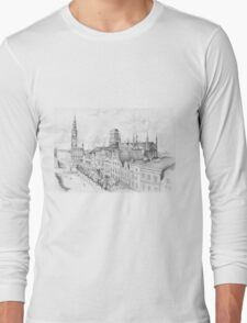 Gdansk panorama T-Shirt