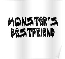 monster's bestfriend Poster