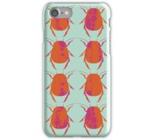 Beetle Print iPhone Case/Skin