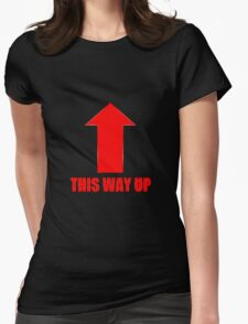 This Way Up Womens Fitted T-Shirt