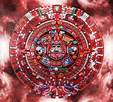 Mayan Calender  by Packrat