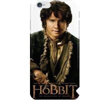 The Hobbit - Bilbo Baggins iPhone Case/Skin