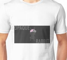 Opaque Rabbit  Unisex T-Shirt