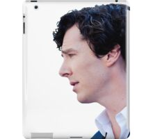 Cumberbatch T iPad Case/Skin