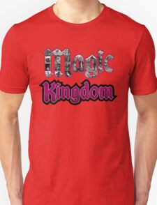 Attractions of Magic Kingdom Unisex T-Shirt