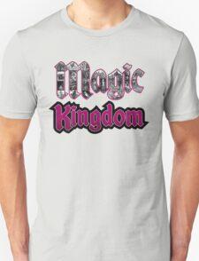 Attractions of Magic Kingdom Unisex T-Shirt