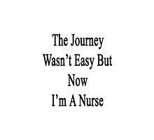 The Journey Wasn't Easy But Now I'm A Nurse  by supernova23