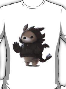 Baymax uniform toothless dragons T-Shirt
