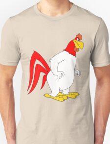 Foghorn leghorn nerd geek funny geeky T-Shirt
