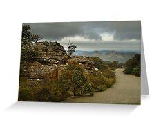 Mt William Grampians  Greeting Card