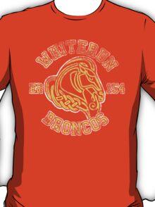 Skyrim - Football Jersey - Whiterun Broncos T-Shirt