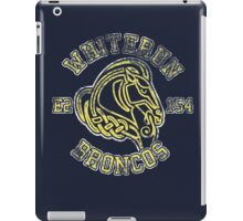 Skyrim - Football Jersey - Whiterun Broncos iPad Case/Skin