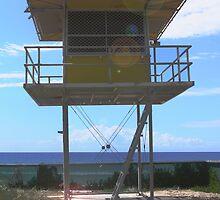Tower # 30 Broadbeach  by Virginia McGowan