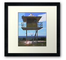 Tower # 30 Broadbeach  Framed Print