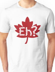 EH canada day Unisex T-Shirt