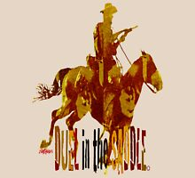 Duel in the Saddle 2  Unisex T-Shirt