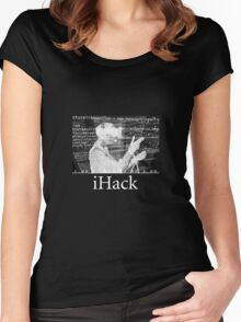 iHack Women's Fitted Scoop T-Shirt