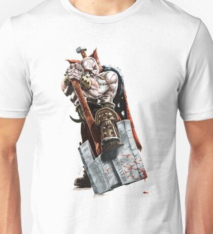 Dwarven Barbarian Unisex T-Shirt