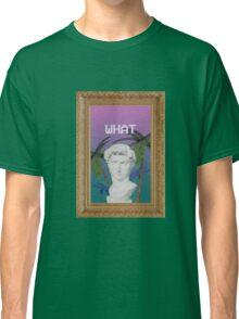 WHAT - Vapor Classic T-Shirt