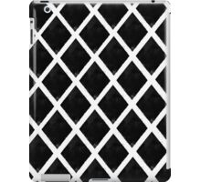 Black and White Diamonds iPad Case/Skin