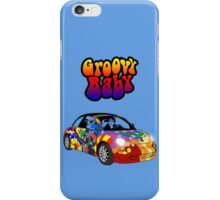 Groovy Baby Austin Powers  iPhone Case/Skin