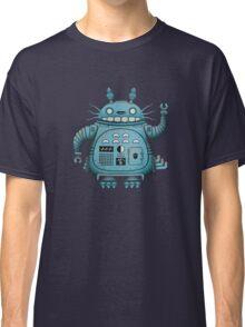 Robot Totoro Classic T-Shirt