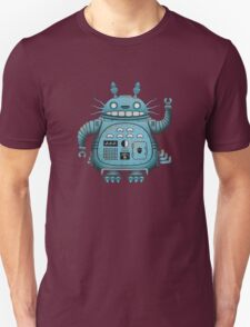 Robot Totoro T-Shirt