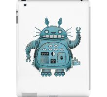 Robot Totoro iPad Case/Skin