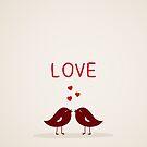 Love birds by Alejandro Durán Fuentes