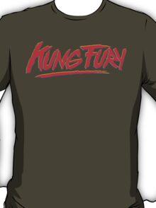Kung Fury RGB Retro Red T-Shirt