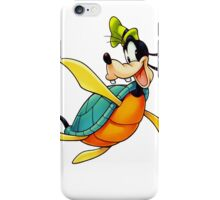 Goofy Turtle (Kingdom Hearts) iPhone Case/Skin