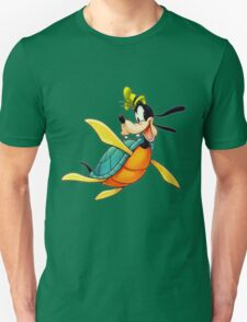 Goofy Turtle (Kingdom Hearts) T-Shirt