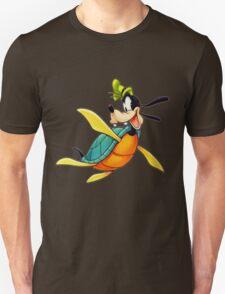 Goofy Turtle (Kingdom Hearts) Unisex T-Shirt