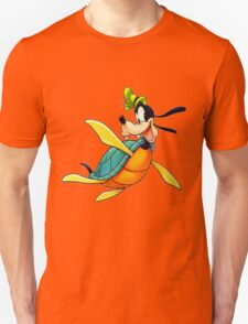 Goofy Turtle (Kingdom Hearts) T-Shirt