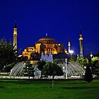 Turkey by Night by adouglas