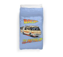 Back to the Methlab Breaking Bad Duvet Cover