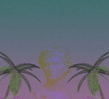 PALM TREES VAP by insomaniac