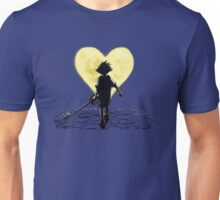 Kingdom Hearts Sora Walking Unisex T-Shirt