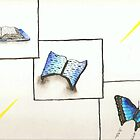 Book and Butterfly Transformation by melly385