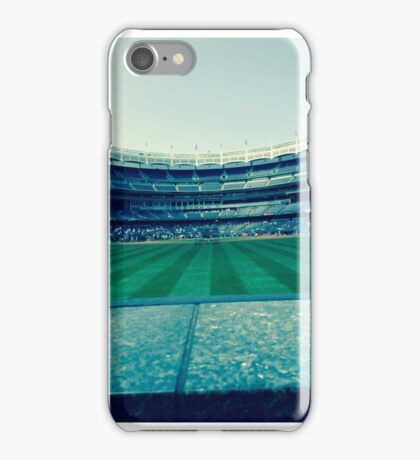 Yankee Stadium iPhone Case/Skin