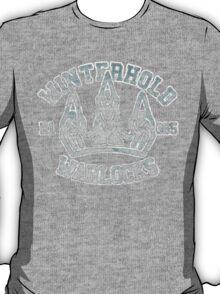 Skyrim - Football Jersey - Winterhold Warlocks T-Shirt