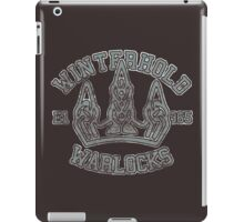 Skyrim - Football Jersey - Winterhold Warlocks iPad Case/Skin