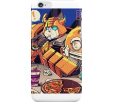 Bumblbee in Fastfood iPhone Case/Skin