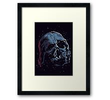 The Dark Side Awakens Framed Print