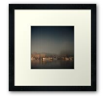 Vintage Morning Framed Print