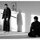 Kendo, The Essence V by phantomorchid