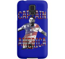 The Captain  Samsung Galaxy Case/Skin
