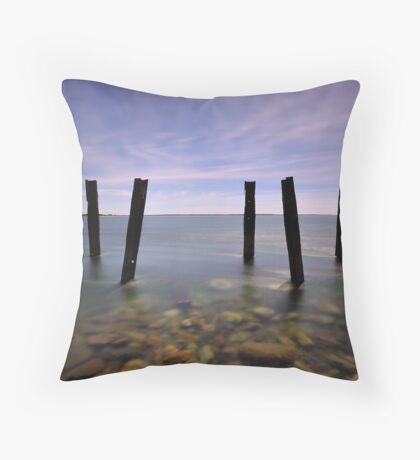 II/I\II Throw Pillow