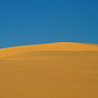 Desert graphics by Anton Gorlin